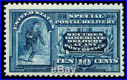 Momen US Stamps #E4 Mint OG NH VF/XF JUMBO PSE Cert