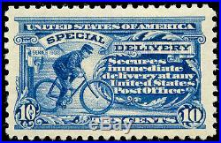 Momen US Stamps #E9 Mint OG NH XF
