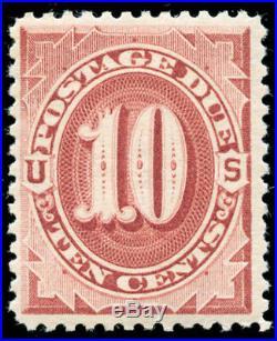 Momen US Stamps #J19 Mint OG NH VF PSE Cert