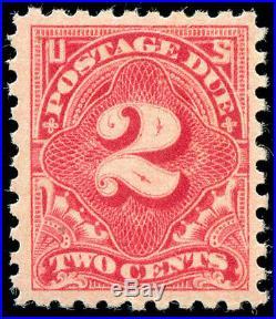 Momen US Stamps #J60 Mint OG NH VF 2 PF Certs