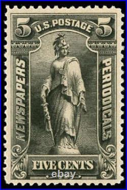 Momen US Stamps #PR104 Mint OG PF Cert XF