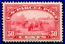 Momen US Stamps #Q10 Mint OG XF+