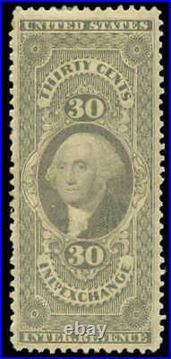 Momen US Stamps #R52c Revenue Mint OG XF