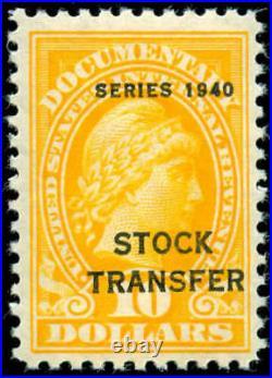 Momen US Stamps #RD59 Revenue Mint OG