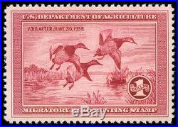 Momen US Stamps #RW2 Mint OG NH PSE Graded XF-90J