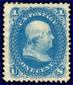 Momen Us Stamps #102 Mint Og H Lot #71388
