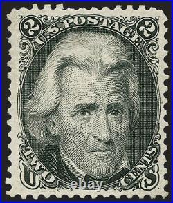 Momen Us Stamps #103 Reissue Mint Og H Pf Cert Lot #71134