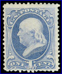 Momen Us Stamps #156 Mint Og Nh Pse Cert