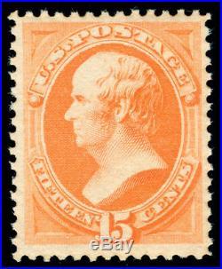 Momen Us Stamps #189 Mint Og Nh