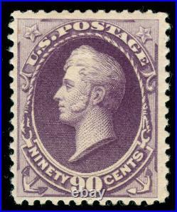 Momen Us Stamps #218 Mint Og H Lot #71402