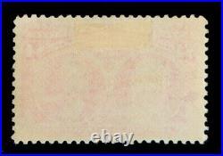 Momen Us Stamps #244 Mint Og H Xf-sup App. Lot #71081