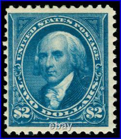 Momen Us Stamps #277 Mint Og H Lot #71412