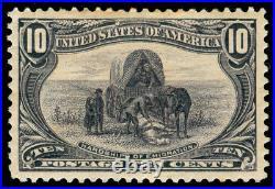 Momen Us Stamps #290 Mint Og H Xf-sup Jumbo