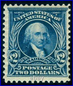 Momen Us Stamps #312 Mint Og H Lot #70442