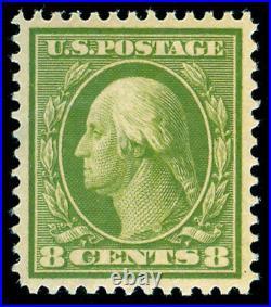 Momen Us Stamps #337 Mint Og Nh Superb Pf Cert