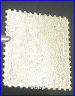 Momen Us Stamps #361 Blue Paper Mint Og Nh Pse Graded Cert Vf-80 Lot #70525