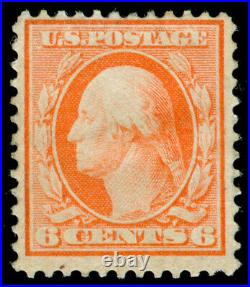 Momen Us Stamps #362 Blue Paper Mint Og H Lot #70662