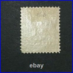 Momen Us Stamps #366 Blue Paper Mint Og H