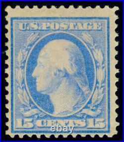 Momen Us Stamps #366 Blue Paper Mint Og H Lot #70661