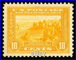 Momen Us Stamps #400 Mint Og Nh Pse Cert Graded Sup-98j