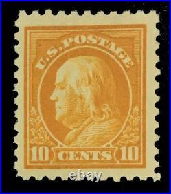 Momen Us Stamps #433 Mint Og H Xf Jumbo Lot #71842