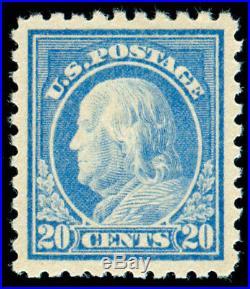 Momen Us Stamps #476 Mint Og Nh Pse Graded Cert Sup-98