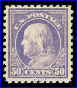 Momen Us Stamps #477 Mint Og H Vf