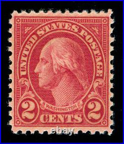 Momen Us Stamps #634a Mint Og Nh Vf Pse Cert