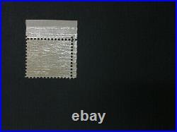 Momen Us Stamps #637 Mint Og Nh Pse Graded Cert Sup-98