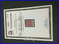 Momen Us Stamps #680 Mint Og Nh Pse Graded Cert Sup-98