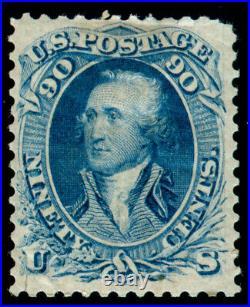 Momen Us Stamps #72 Mint Og H