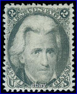 Momen Us Stamps #73 Mint Og Nh Pse Cert Xf