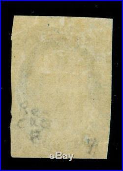 Momen Us Stamps #7 Mint Og H Imperf