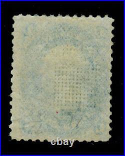 Momen Us Stamps #92 F Grill Mint Og Lh