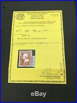 Momen Us Stamps #94 Mint Og H Pf Cert Lot #70245
