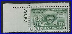 Momen Us Stamps #983 Mint Og Nh Pse Graded Cert Gem-100