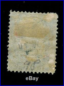 Momen Us Stamps #98 F Grill Mint Og H