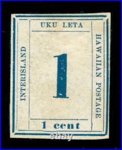 Momen Us Stamps Hawaii #25 Mint Og H Lot #70835