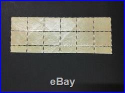 Momen Us Stamps #c3 Plate Block Mint Og 8nh/4vlh Lot #70159